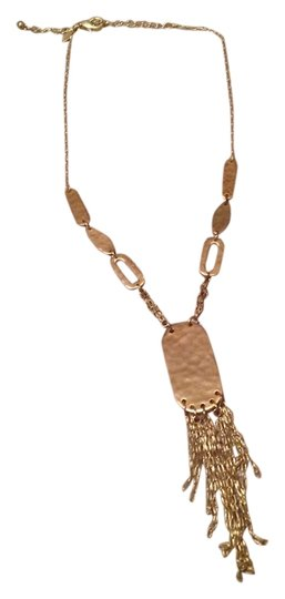 Chico's Gold Link Necklace