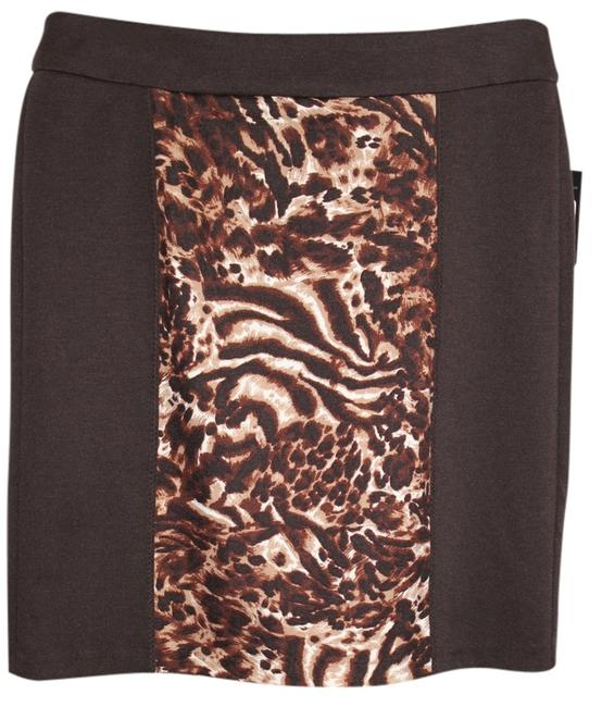 Other Skirt Brown/White