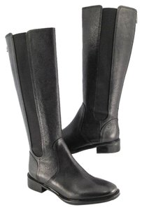 Tory Burch Christy Stretch Boot Boot Black Boots