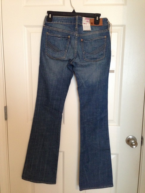 H&M Boot Cut Jeans-Dark Rinse Image 3