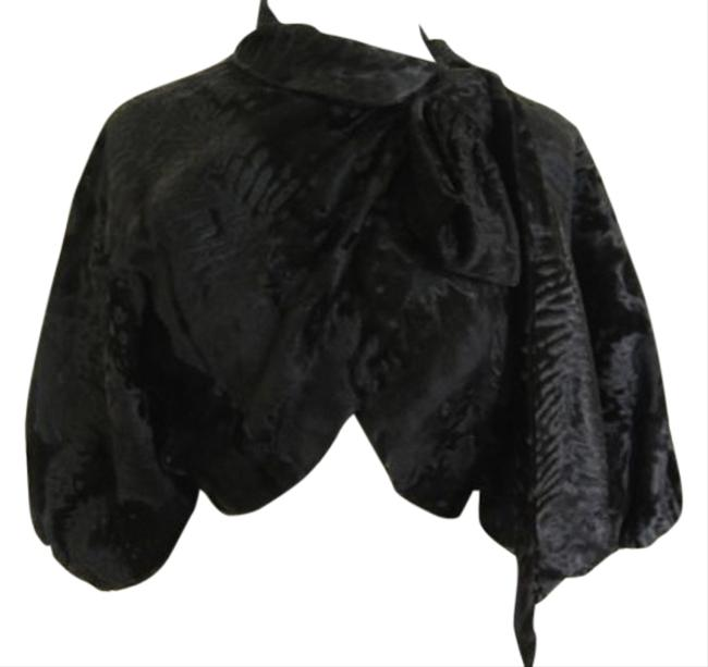 Fendi Black Jacket