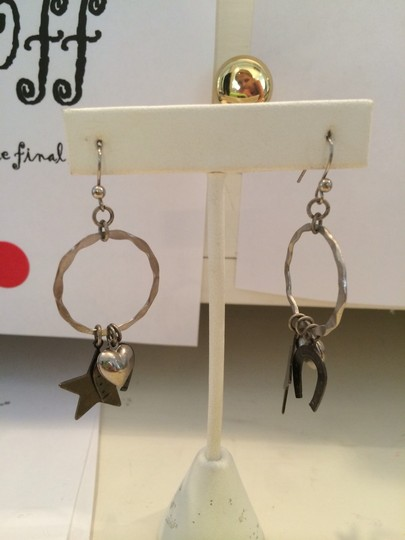 Other Charm Hoop Earrings