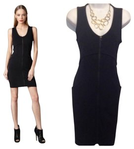 Alexander Wang short dress Blac on Tradesy