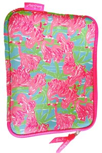 Lilly Pulitzer Lilly Pulitzer Flamingo Print Neoprene ipad sleeve