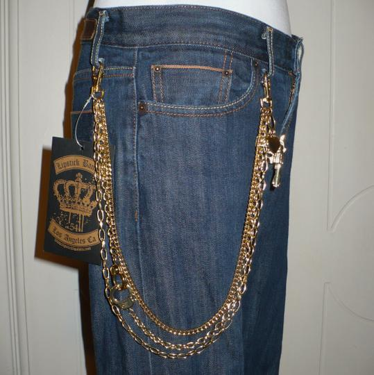 Other Lipstick Bandits Los Angeles Versatile Belt Loop Chain