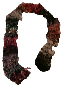 Hangmade Beautiful Multi-Color Scarf