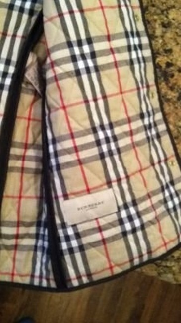 Burberry brown/nova checks Jacket