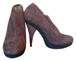 Dolce&Gabbana Brown Suede Boots - item med img