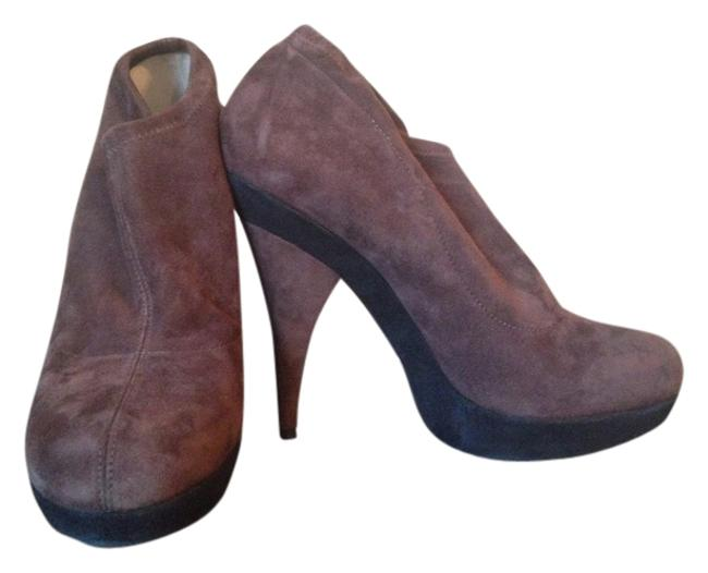 Dolce&Gabbana Brown Suede Boots/Booties Size US 8.5 Regular (M, B) Dolce&Gabbana Brown Suede Boots/Booties Size US 8.5 Regular (M, B) Image 1