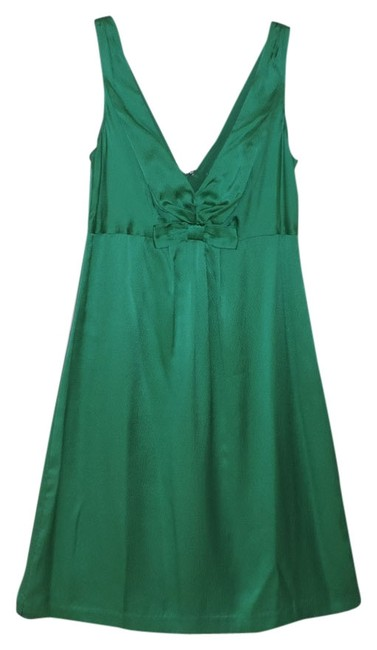 Beth Bowley Hammered Silk Charmeuse Party Ocassion Dress