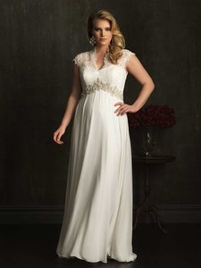 Allure Bridals W321 Wedding Dress