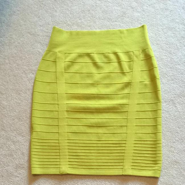 Rock & Republic Skirt Yellow