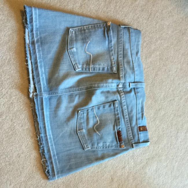7 For All Mankind Skirt