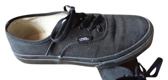 Vans Black Athletic