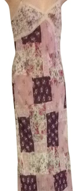 Multi Maxi Dress by NAF NAF