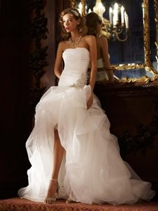 David's Bridal Spk470 Wedding Dress
