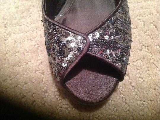 The Touch of Nina Black Sequins Formal