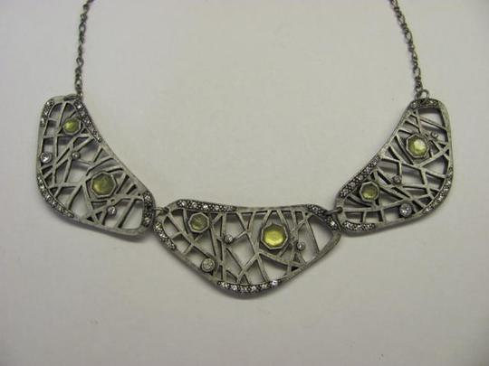 Other METAL NECKLACE WITH ACCENTS