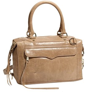 Rebecca Minkoff Satchel in Green