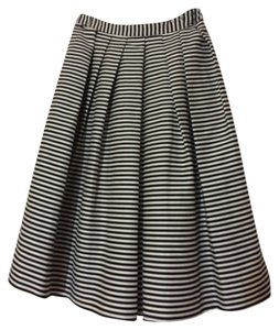 Gianni Bini Skirt Black/White