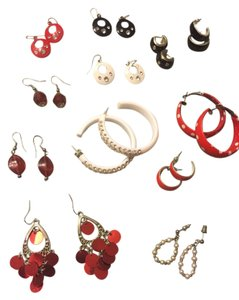 Summer's Coming! Twelve pair of unique earrings that make a bold statement.