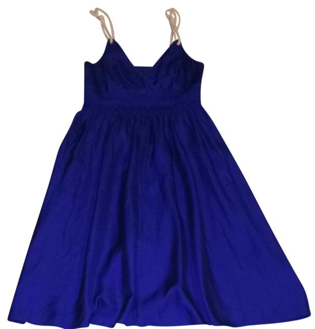 Preload https://img-static.tradesy.com/item/1153970/banana-republic-nautical-blue-mid-length-short-casual-dress-size-4-s-0-0-650-650.jpg
