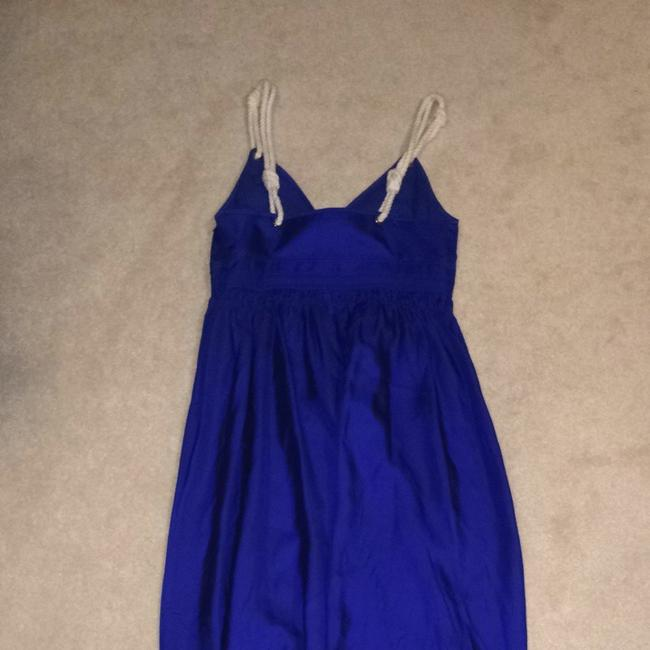 Banana Republic short dress Nautical Blue on Tradesy