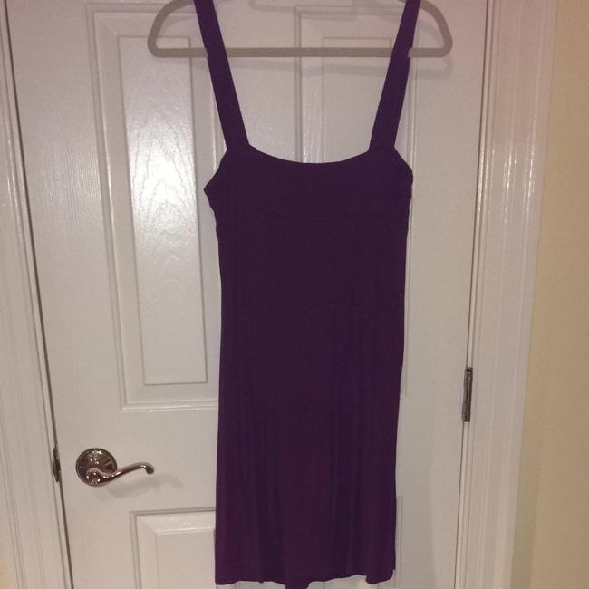 Iisli short dress Mauve on Tradesy
