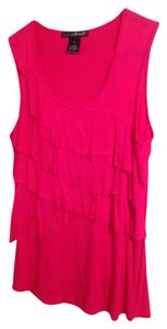 Willi Smith Top Hot Pink