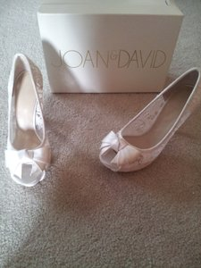 Joan & David Wedding Shoes