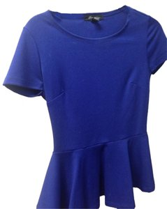 Blue Forever 21 Tops Up To 70 Off A Tradesy