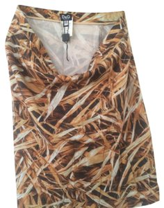 Dolce&Gabbana Skirt Multi-Brown