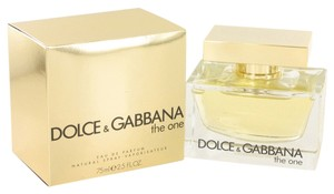 Dolce&Gabbana Dolce & Gabbana THE ONE Womens Perfume 2.5 oz 75 ml Eau De Parfum Spray