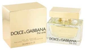 Dolce&Gabbana Dolce & Gabbana THE ONE Womens Perfume 1.6 oz 50 ml Eau De Parfum Spray
