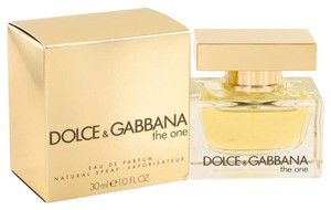 Dolce&Gabbana Dolce & Gabbana THE ONE Womens Perfume 1 oz 30 ml Eau De Parfum Spray