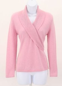 Jones New York Ps Light Pink Sweater