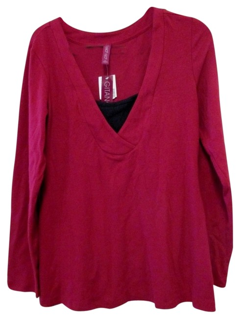 Item - XL ***new with Tags*** (Xl) Supersoft Long Sleeve Red Sweater
