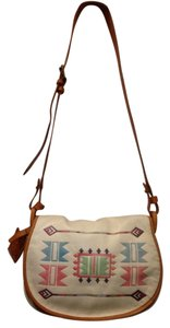 Ralph Lauren Soft Country Unique Shoulder Bag