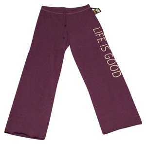 Life is Good W Raw Edge Vars Lig Pant