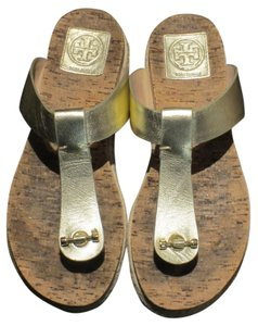 a15823b6e8072a ... Flat Thong Patent Saffiano Sandals.  153.50. US 8.5. Sold Out. Tory  Burch Besides Minor Wear Or Cork Footbed And Outsole These Are In Excellent  ...