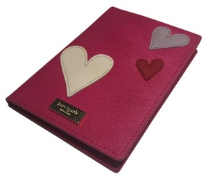 Kate Spade Kate Spade Imogene Flirt With a Handsome Stranger Passport Holder Case WLRU2405