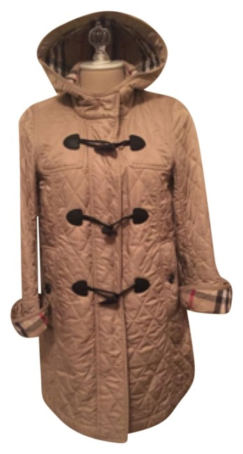 Item - Tan Coat Size 6 (S)