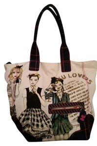 Harajuku Lovers Tote in Multi color
