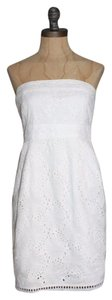New York & Company Eyelet Dress