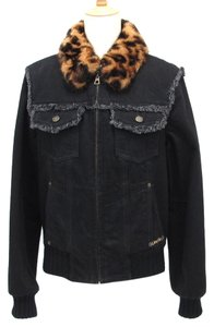 Louis Vuitton Denim Denim Coat Coat Womens Jean Jacket