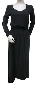 Black Maxi Dress by Lilla P Maxi