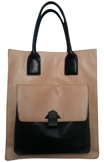 Kenneth Cole Tote in Brown and with black detailing