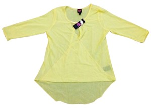 2b bebe Top Yellow
