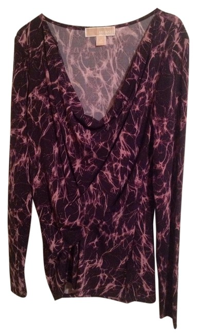 Michael Kors Top Purple/Pink