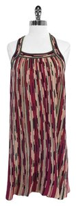 Missoni short dress Green Pink Black Racerback Tank on Tradesy